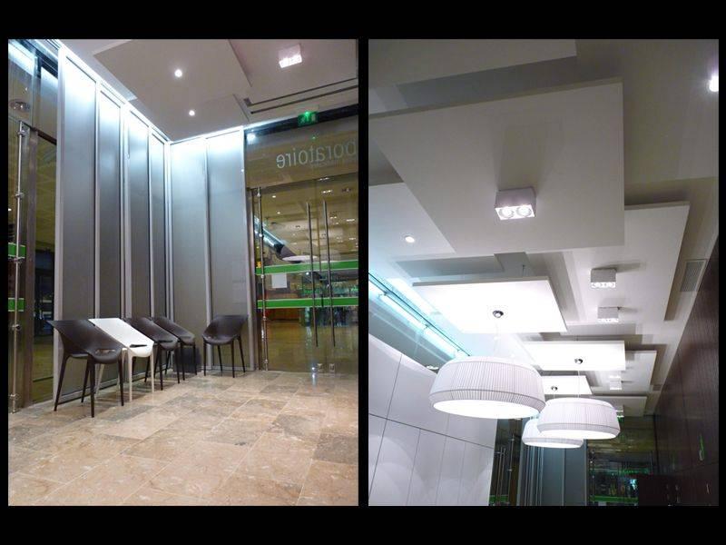 Projet d 39 architecture d 39 un laboratoire d 39 analyses for Projet d architecture
