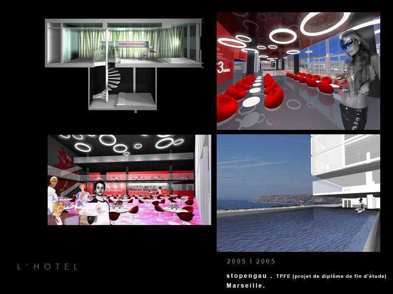 stopengau cabinet d 39 architectes marseille f v architectes. Black Bedroom Furniture Sets. Home Design Ideas