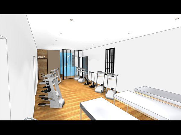 Cabinet d 39 architecte d 39 int rieur f v architectes - Cabinet d architecte d interieur ...